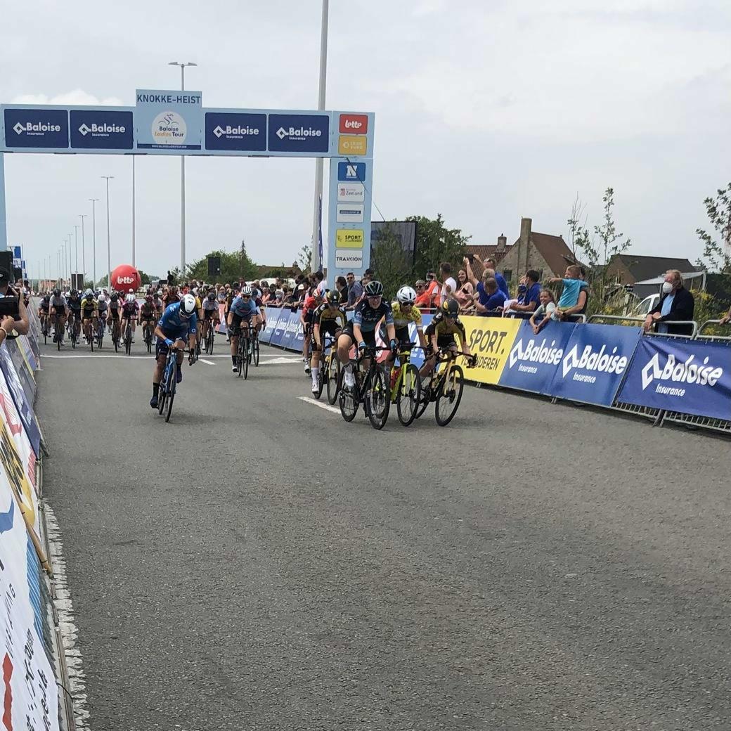 Baloise Ladies Tour schakelt een versnelling hoger!